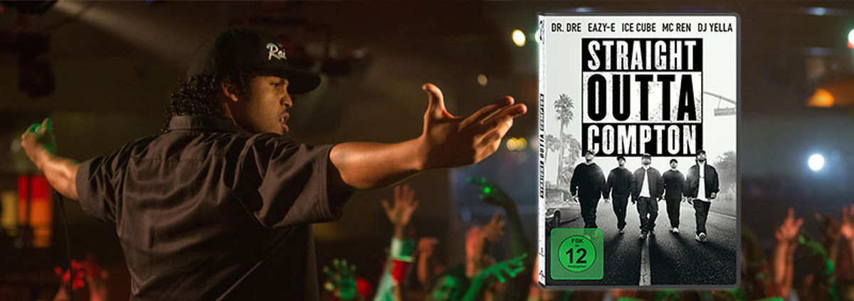 Straight Outta Compton: Dr. Dre, Ice Cube & Co. - Wie alles begann