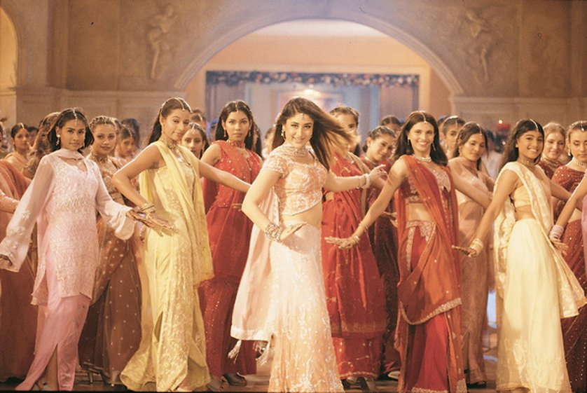 Bollywood Film In Guten Wie In Schweren Tagen