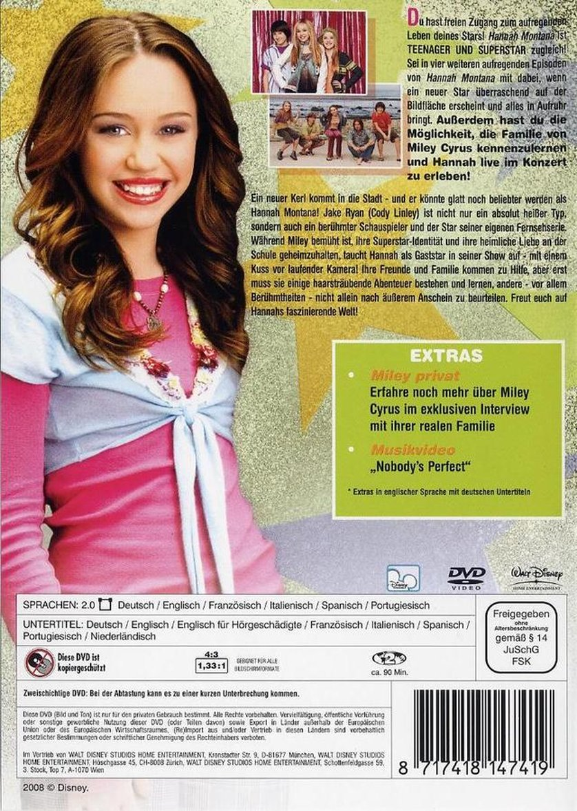 Hannah Montana Stream Deutsch