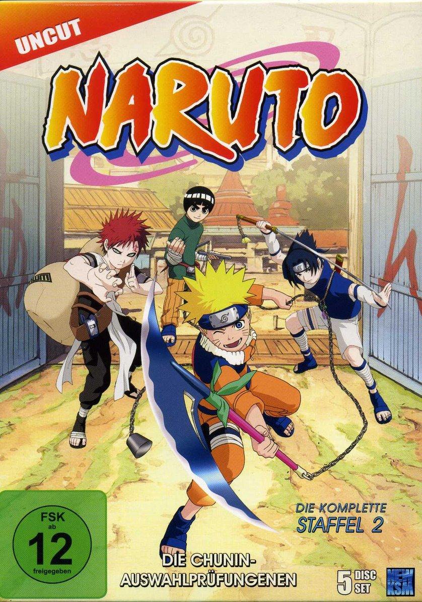 Naruto Staffel 2 Clipfish
