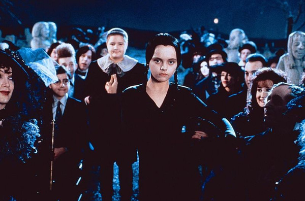 Christina Ricci in 'Die Addams Family in verrückter Tradition' © Paramount 1993