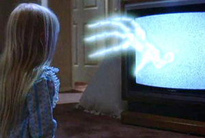 Carol Anne in 'Poltergeist' 1982 © Warner Bros.