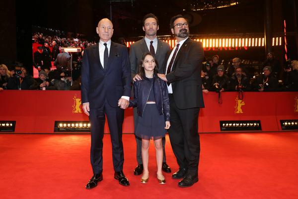 Das Team auf der Berlinale 2017 © 20th Century Fox