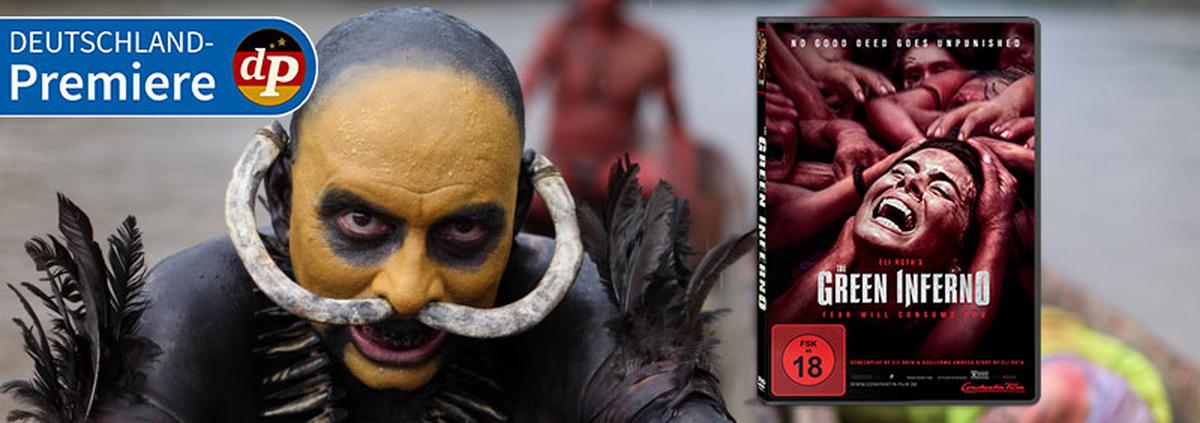 The Green Inferno: Neu im Verleih: Horror für Hartgesottene