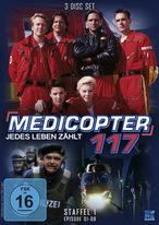 Medicopter 117 - Staffel 1