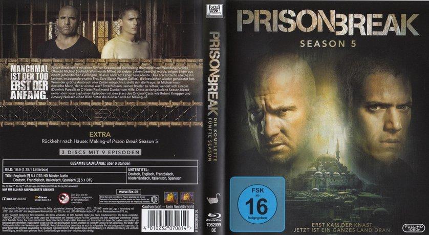 Prison Break Staffel 5 Folge 1 Deutsch