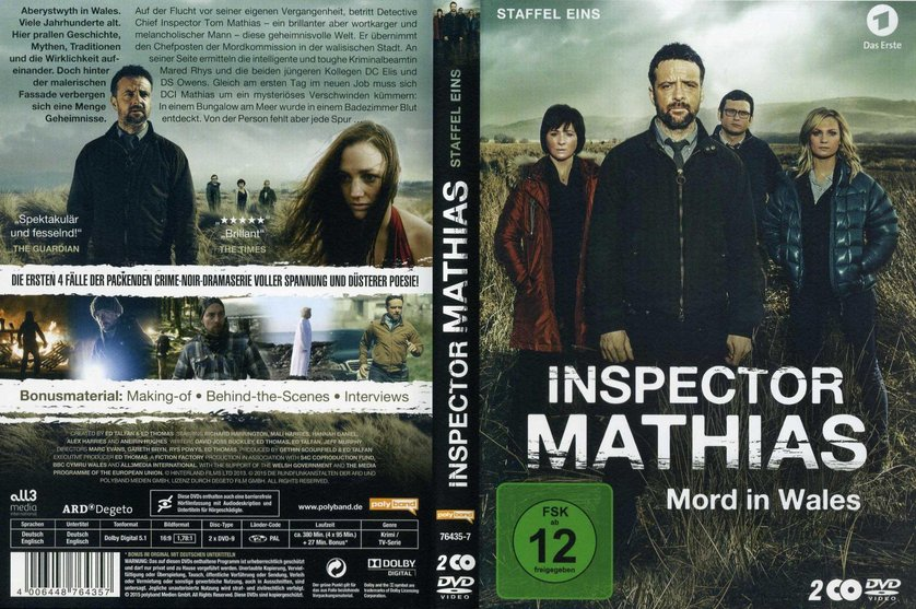 Inspector Mathias Staffel 3