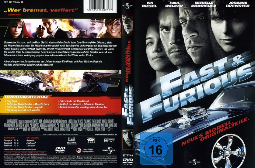 Fast And Furious 4 Deutsch