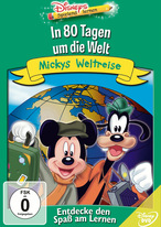 In 80 Tagen um die Welt - Mickys Weltreise
