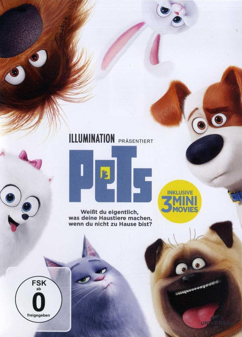 The Secret Life Of Pets Deutsch