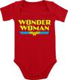 Wonder Woman Wonder Woman- Logo powered by EMP