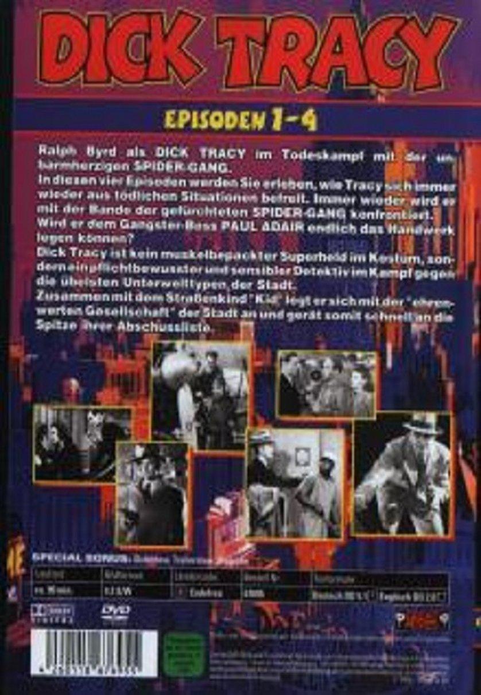 Dick Tracy - Die Original Tv-Serie Dvd Oder Blu-Ray -4277