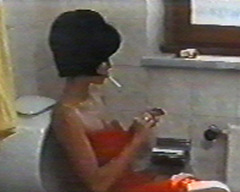 1963: Brigitte Bardot in 'Die Verachtung'