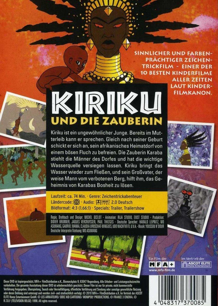 kiriku und die zauberin stream