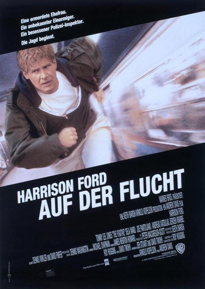 Auf der Flucht: DVD, Blu-ray oder VoD leihen - VIDEOBUSTER.de