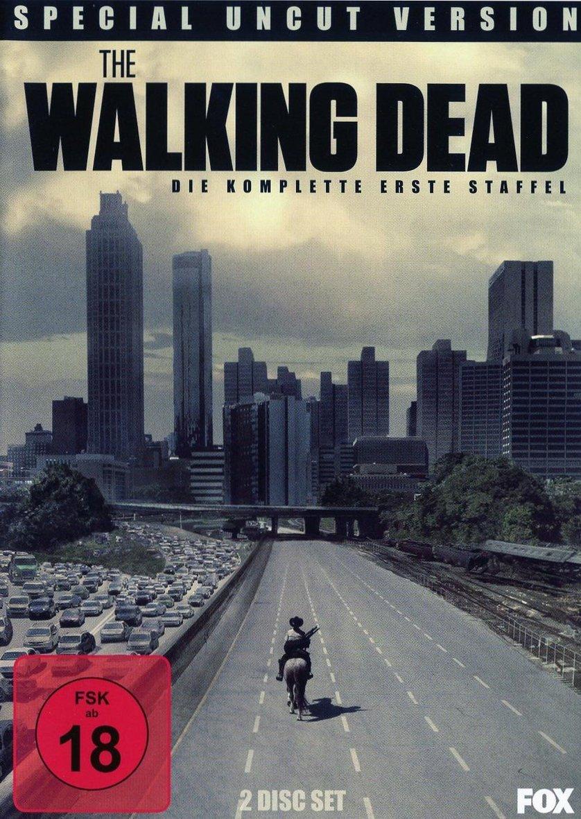 The Walking Dead Staffel 5 Dvd Start Deutschland