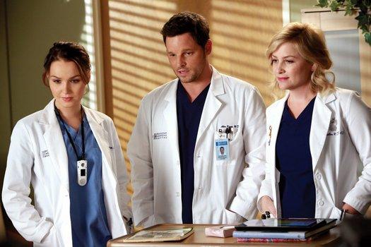 Grey\'s Anatomy - Staffel 10: DVD oder Blu-ray leihen - VIDEOBUSTER.de