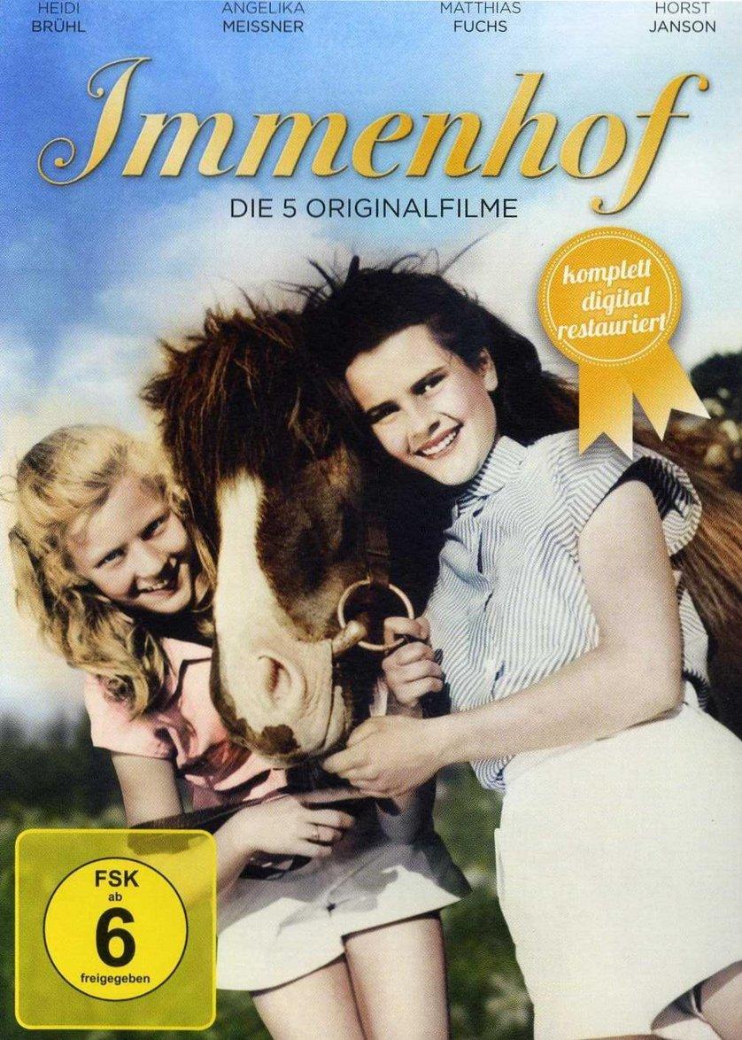 Die Mädels vom Immenhof: DVD, Blu-ray oder VoD leihen