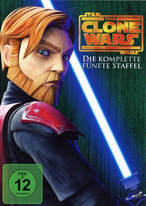 Star Wars - The Clone Wars - Staffel 5