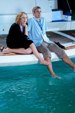 Clooney und Farmiga lassen die Seele baumeln
