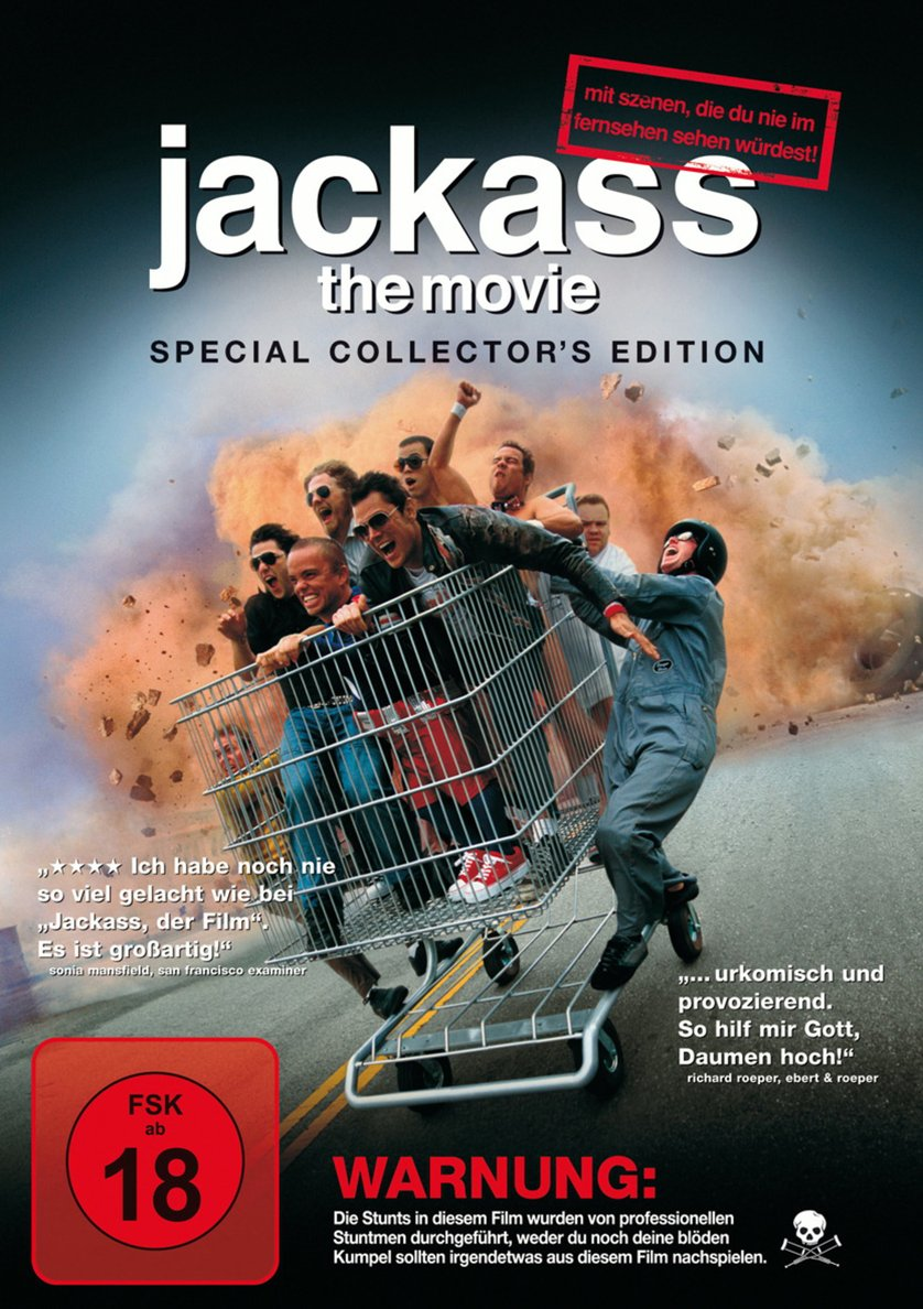Jackass 1 Stream