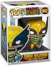 Marvel Zombies - Zombie Wolverine Vinyl Figur 662 powered by EMP (Funko Pop!)