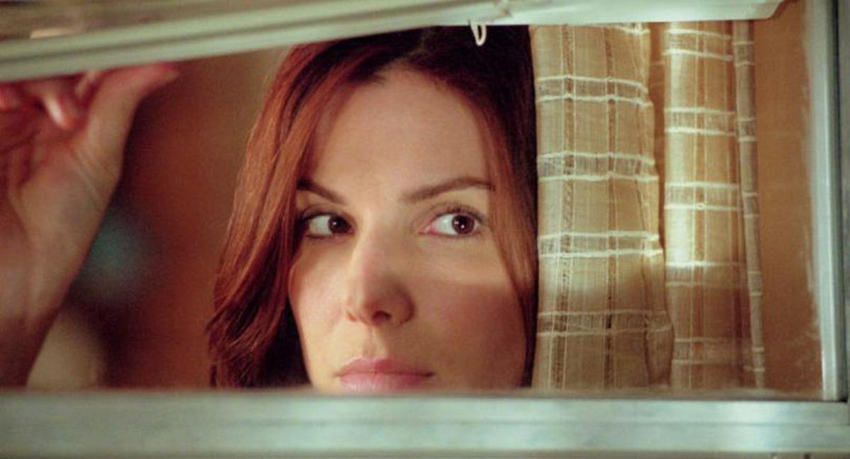 Sandra Bullock in 'Mord nach Plan' © Warner Home Video 2002