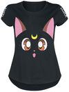 Sailor Moon Luna powered by EMP (T-Shirt)
