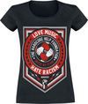 Hardcore Help Foundation Love Music powered by EMP (T-Shirt)