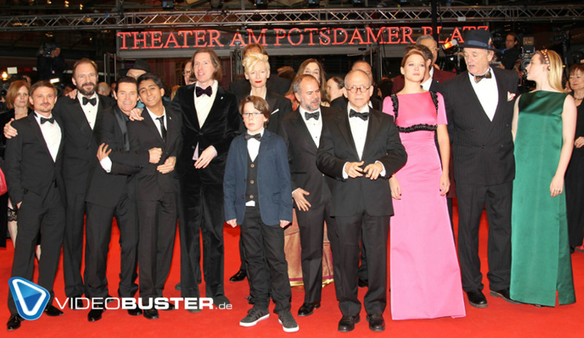64. Berlinale: Berlinale eröffnet mit großem Staraufgebot