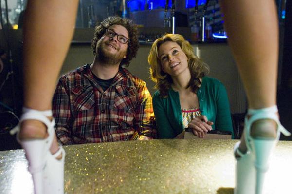 Rogen und Elizabeth Banks in 'Zack and Miri make a porno' © Senator 2008