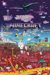 Minecraft World Beyond powered by EMP (Poster)