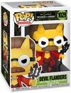 Die Simpsons Devil Flanders Vinyl Figur 1029 powered by EMP (Funko Pop!)