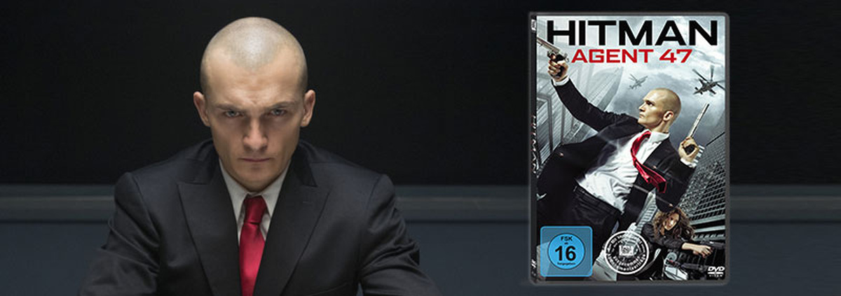 Hitman - Agent 47: Rupert Friend als perfekte Tötungsmaschine