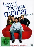 How I Met Your Mother - Staffel 1