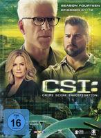 CSI: Las Vegas - Staffel 14