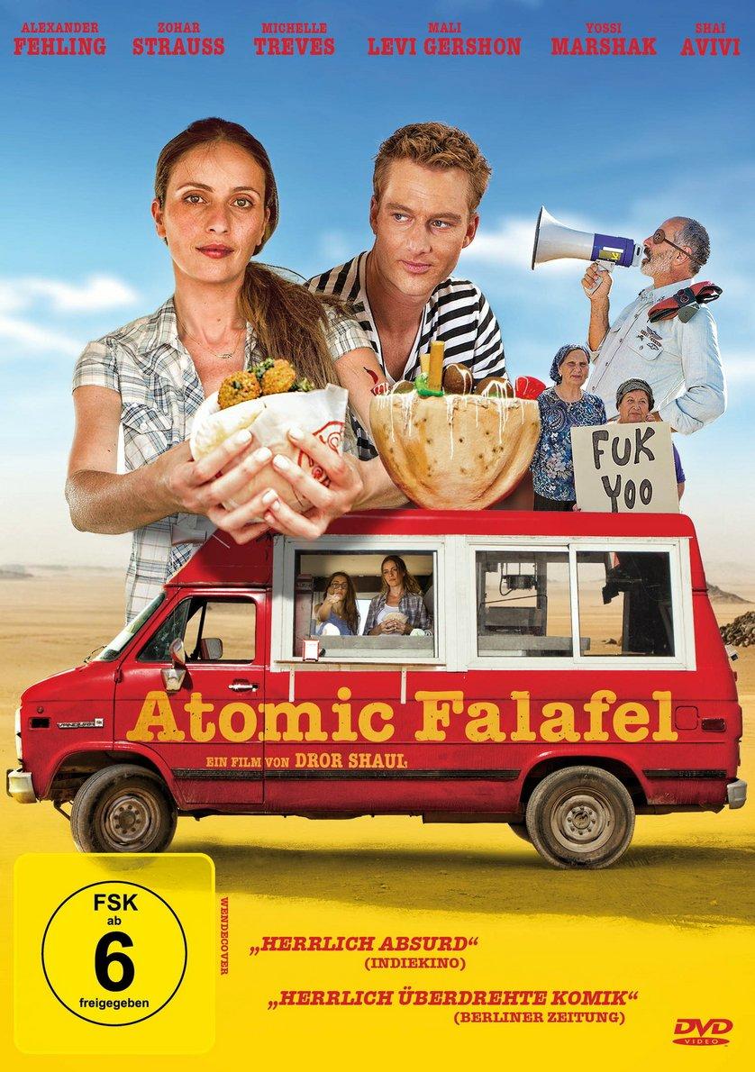 Atomic Falafel Stream