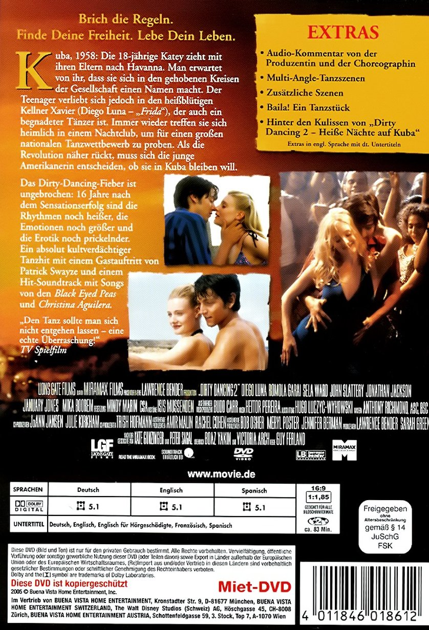 dirty dancing 2 stream deutsch
