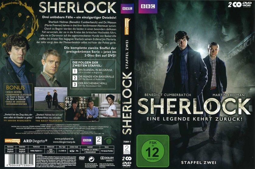 Sherlock Staffel 2 Folge 1