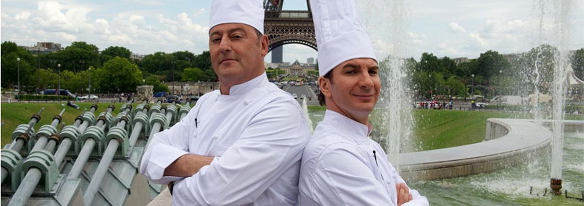 Kochen ist Chefsache: Als Sternekoch zeigt Jean Reno wieder seine witzige Seite!