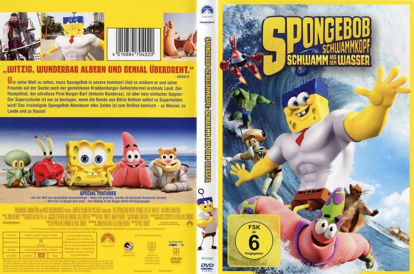 Spongebob Schwammkopf 2 Dvd Oder Blu Ray Leihen Videobusterde