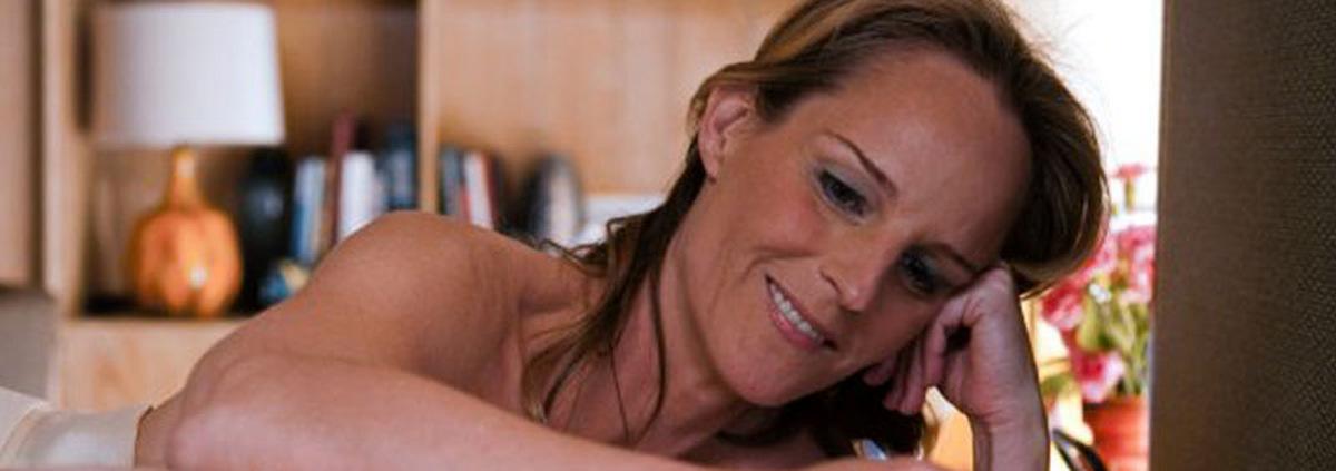 Helen Hunt: Für eine gute Rolle zieht Helen Hunt gerne blank!