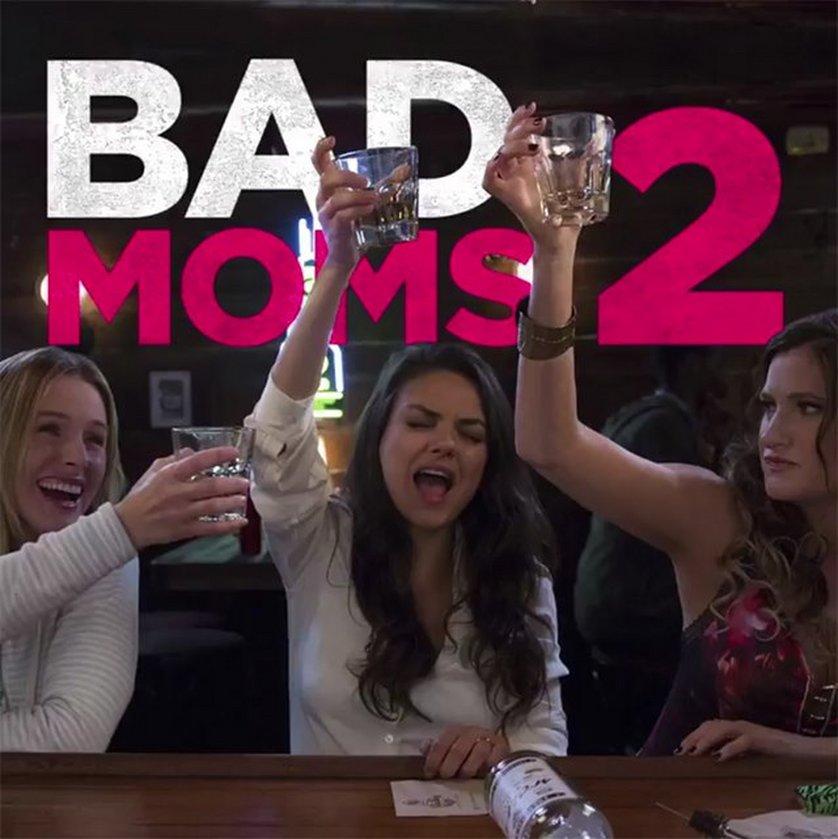 Bad Moms Bewertung