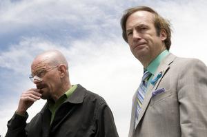 Bryan Cranston und Bob Odenkirk in 'Breaking Bad'