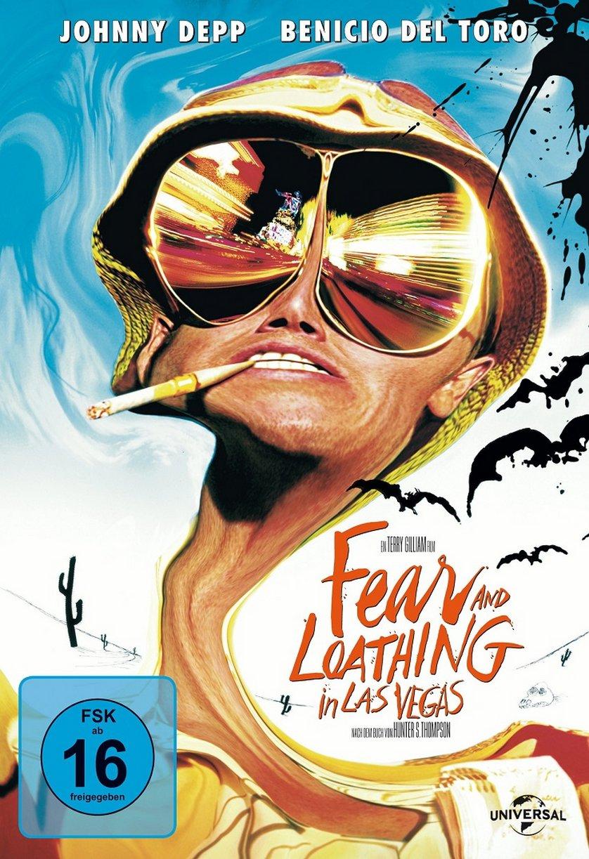 Fear And Loathing In Las Vegas: DVD Oder Blu-ray Leihen