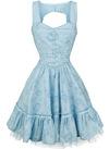 Alice im Wunderland Hinter den Spiegeln - Alice Classic powered by EMP (Kurzes Kleid)