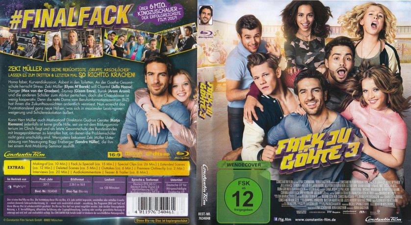 Fack Ju Göhte 3 Dvd Erscheinungsdatum
