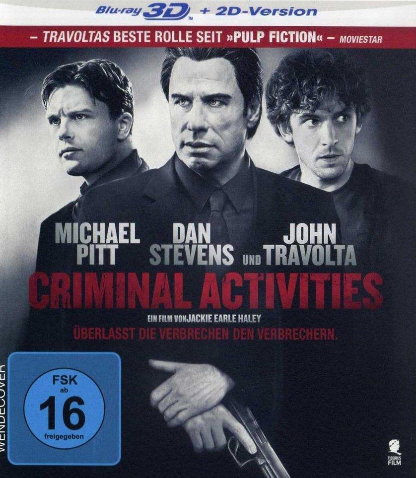 Criminal Activities Stream Deutsch