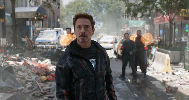 The Avengers 3 - Infinity War - Teil 1