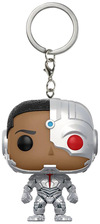 Justice League Cyborg powered by EMP (Funko Pocket Pop!)
